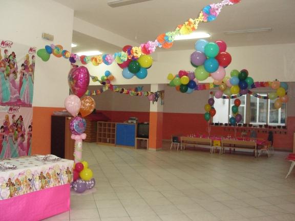 Martin party palloncini allestimenti e decorazioni per for Addobbi per feste in piscina